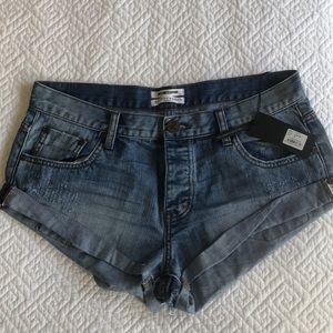 One X Oneteaspoon Bandits Jean Shorts